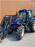 New Holland TD 5040, 2009, Tractores