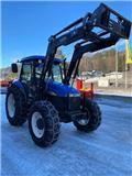 New Holland TD 90 D, 2007, Tractores