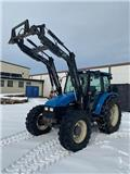 New Holland TL 100, 1999, Tractores