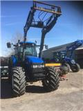 New Holland TM 140, 2003, Traktorer