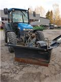 New Holland TN 75 D, 1999, Tractores