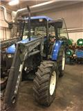 New Holland TS 100, 2003, Tractors