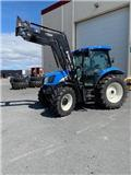 New Holland TS 100 A, 2003, Tractores