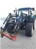 New Holland TS 110 A, 2004, Traktorji