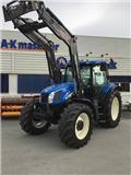 New Holland TS 125 A, 2004, Traktorer