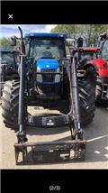 New Holland TS 125 A, 2004, Traktorji