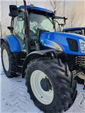New Holland TS 135 A, 2006, Tractors