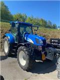 Трактор New Holland TS 135 A, 2006 г., 4980 ч.