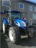 New Holland TS 135 A, 2008, Traktorer