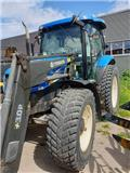New Holland TS110 A, 2006, Traktorit