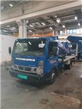 Nissan Cabstar, 2014, Other lifts and platforms