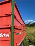 Orkel TT100, 2007, Universalvogner