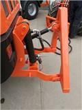 A ramme til hjullast nytt produkt, 2017, Hjul