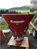 COSMO 500, 2005, Esparcidoras de abono