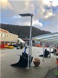 Сельскохозяйственное оборудование  Gatelys med solcelle og batteripakke, 2018