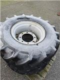 Hjulsett MITAS 540/65R30 &380/70R20, Tires, wheels and rims