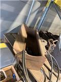 Hydraulisk pusseskuf, Kiti naudoti statybos komponentai