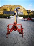JET2000 gjødselpumpe, 2013, Gjødselspreder