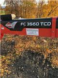 Khun FC3560TCD, 2017, Segadoras hileradoras