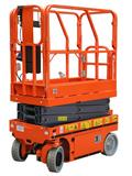 MS1330 6m sakselift med elektrisk driv og banebryt, 2021, Övriga personliftar