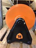 NY 2017 Hardlife S40 Asfaltskjærer for 2-6 tonn ma, 2017, Andre komponenter