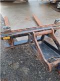 Pallegaffel til gravemaskin S50, 2015, Andre komponenter