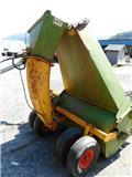 Serigstad FS134, Stroje na sklizeň pícnin-příslušenství