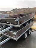Other Tredal T-12-BBK, 2017, Utility Trailers