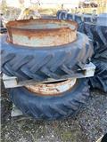 Other Tvillinghjul 12.4- 11 R36, Dual Wheels