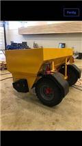 Other Zalo 2500, Andet udstyr til vej- og snerydning
