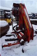 Palfinger PK9700B Lastebilkran med støttelabber, Andre lastebiler
