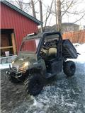 Polaris Ranger, 2014, ATV