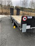 Richard Western 22x6,5BT, 2018, General purpose trailers