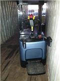 Royal S16L-T Elektrisk stabler med stå brett, 2018, Diesel Trucker