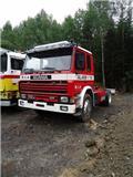 Scania 112 M, 1987, Kiperi kamioni