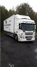 Scania P 400 LB, 2013, Box body trucks