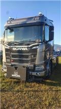 Scania R 500, 2019, Trekkvogner
