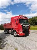 Scania R 500, 2006, Kiper tovornjaki