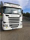 Scania R 520, 2016, Tippbil