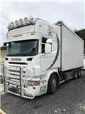 Scania R 560، 2009، شاحنات أخرى
