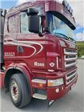 Scania R 560, 2008, Tipper trucks