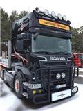Scania R 560 LA, 2013, Trekkvogner