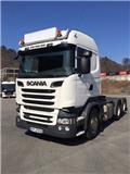 Scania R 580, 2015, Trekkvogner