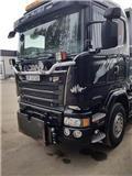 Scania R 580, 2016, Camion benne