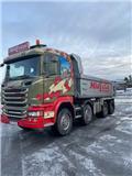 Scania R 580, 2015, Dump Trucks