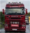 Scania R 580, 2015, Camion benne