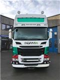 Scania R 580 LA, 2014, Trekkvogner