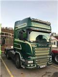 Scania R 580 LA6x2HNB, Euro 6, 2014, Vetopöytäautot