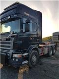 Scania R 620، 2008، وحدات الجر