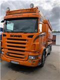 Scania R 620 LB, 2008, Andre lastebiler
